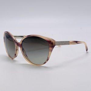 EUC Tiffany & Co. Pink Sunglasses TF 4073-B